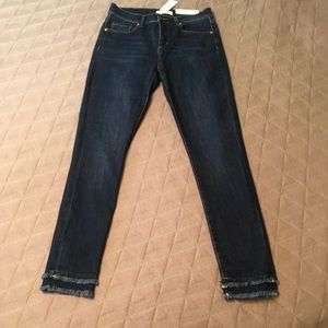 LOFT jeans Modern Skinny size 27/4 New with tags